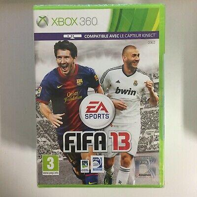 Fifa 13 Compatible con el Sensor de Kinect Juego Xbox 360 Nuevo en Blister, usado segunda mano  Embacar hacia Argentina