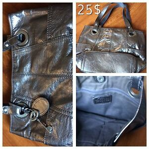 Lots of leather purses must go!!!