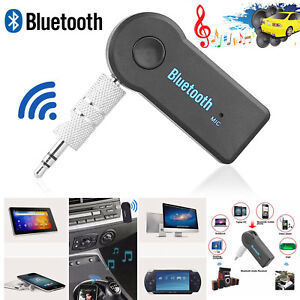 3.5mm Wireless USB Bluetooth Receiver For Aux Stereo Audio Music Car Adapter