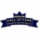 Hall of Fame Memorabilia