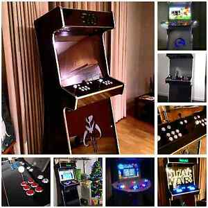 WesternArcades Custom built Arcade Systems East Perth Perth City Area Preview