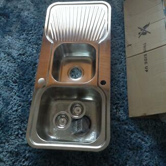 Brand new sink with plugs etc Sorell Sorell Area Preview