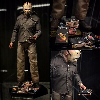 1/6 Custom accessory friday the 13th Vhs Part 1-8 You Pick One  Jason