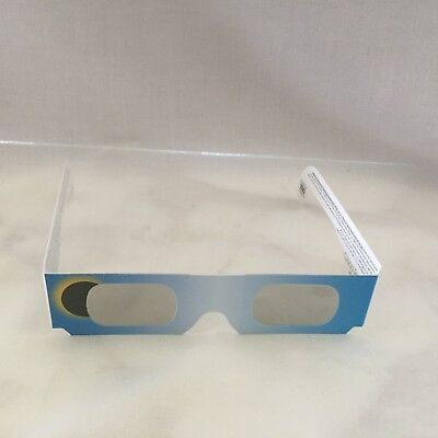 1  American Paper Optics Solar Eclipse Glasses Made In Usa Iso Ce Certifiied