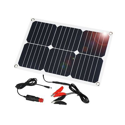 12v solar car battery charger 18w trickle