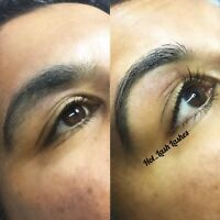 Eyelash Extensions, Lash Lift & Tint
