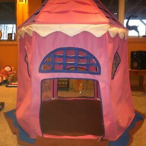 Bazoongi Princess Play Tent
