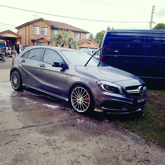 2013 mercedes benz a45 AMG