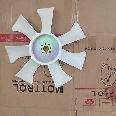Fan Leaffan Bladefan Cooling Fits For Sk55 Sk60 Sh60 4jb1 4 Hole Fd33 Ex60-1
