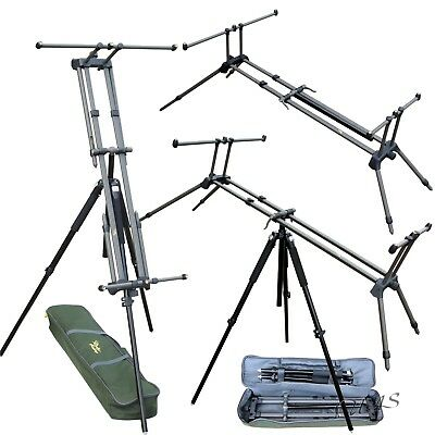 Delta Fishing Transformer Rod Pod 3 In 1 XXL High Pod Dreibein 3 Ruten Sha
