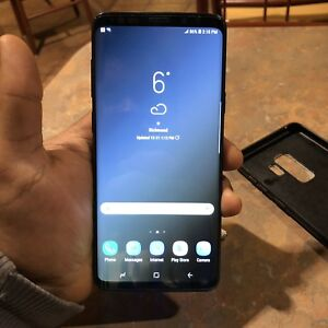 Samsung galaxy S9plus