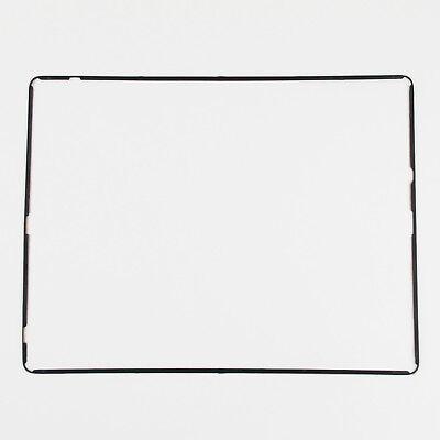 Lcd Plastic Bezel - Black Digitizer LCD Screen Bezel Plastic Middle Frame + Adhesive For iPad 2 3 4