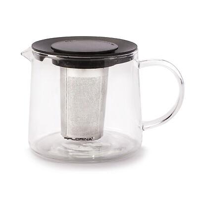 TEEKANNE Glas mit Teesieb KAFFEEKANNE Teebereiter Teekessel Glaskanne 1,5 L