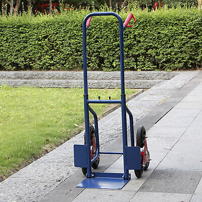 440lb Heavy Duty Stair Climbing Moving Dolly Hand Truck Warehouse Appliance Cart
