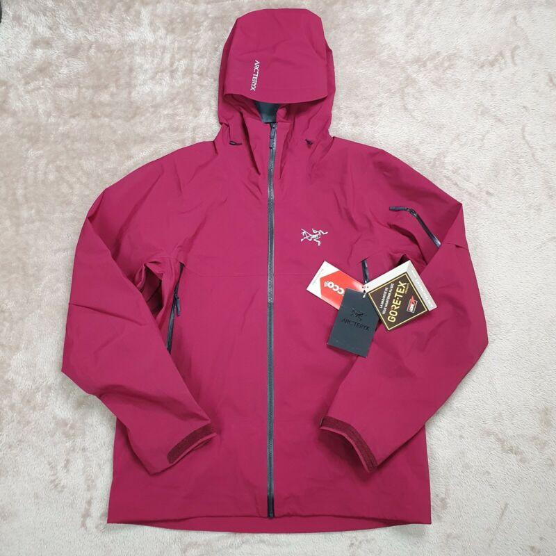 ARCTERYX Sabre AR Jacket, Gore-tex Waterproof Coat, XL, Renegade | BNWT RRP £520