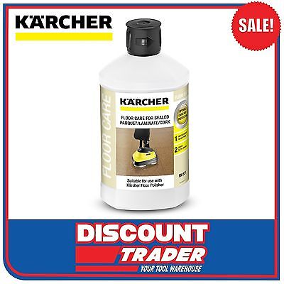 Karcher Floor Care Sealed Parquet/Laminate/Cork 1L RM531 - 6.295-777.0