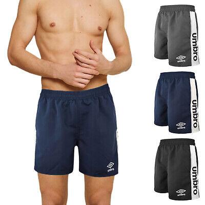 Costume Uomo Umbro Boxer Mare Pantaloncino Corto Bermuda Da Bagno Piscina