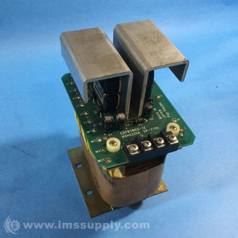 Fuji Electric CDPB3NQX-12 Transformer Regulator Assemlby USIP