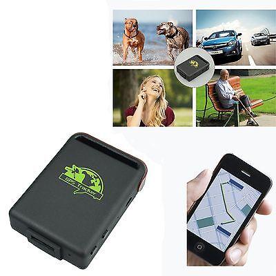 TK102 MINI TRRACK Spy Vehicle Real Time Tracker GPS/GSM/GPRS Car Vehicle Tracker