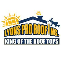 Lyons Professional Roofing Services (FREE ESTIMATE)