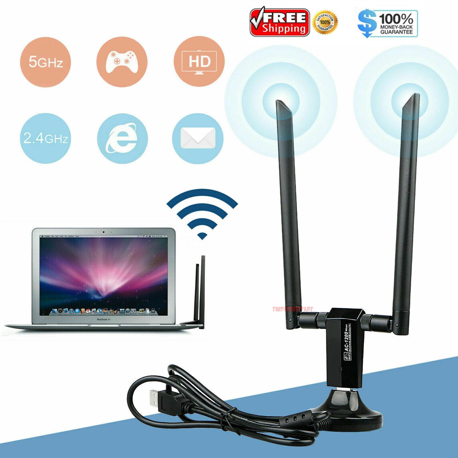 1200mbps wireless usb 3 0 wifi adapter