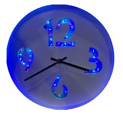 Unique Funky Lighted Clock