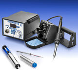 Soldering Iron Station - X-Tronic Model #4010-XR3 75 Watt Digital LED Display