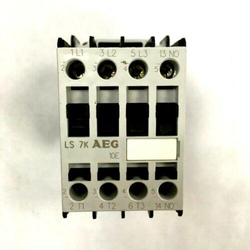 LS7K.10A EEC AEG 3-Pole Contactor, 32A, 120V Coil  LS7K10A