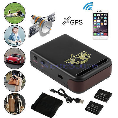 Magnetic Car GPS Tracker TK102 Spy Personal Real Time Tracking Locator Device uk