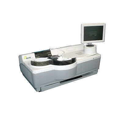 Instrumentation Laboratory Acl Elite Benchtop Coagulation Analyzer 2