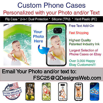 Custom Personalized Photo Collage Phone Case for iPhone 6s PLUS or iPhone 6