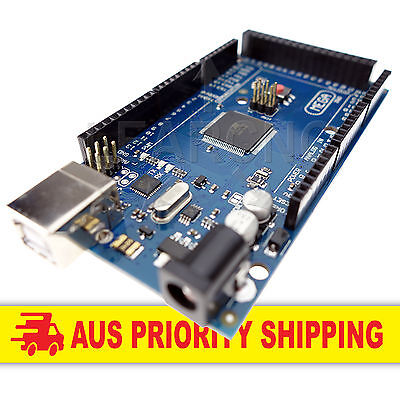 New ATmega2560 ATMEGA16U2 Board + USB Cable Arduino Mega 2560 R3 Kit Compatible