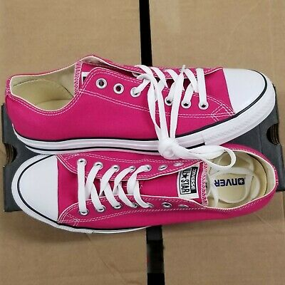 Converse Chuck Taylor All Star Ox Cosmos Pink Low Top Men's Size