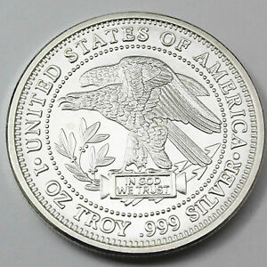 Troy Ounce Silver Trade Unit Ebay