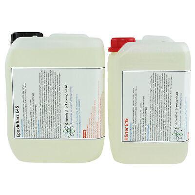 10,1 Kg GFK Epoxidharz Epoxydharz Epoxi Laminierharz Terra - Harz Top-Qualität
