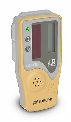 Topcon Ls-80l Rotating Laser Level Detector Without Clamp