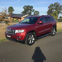 2013 Jeep Grand Cherokee Limited 3.0 Turbo Diesel Richmond Hawkesbury Area Preview