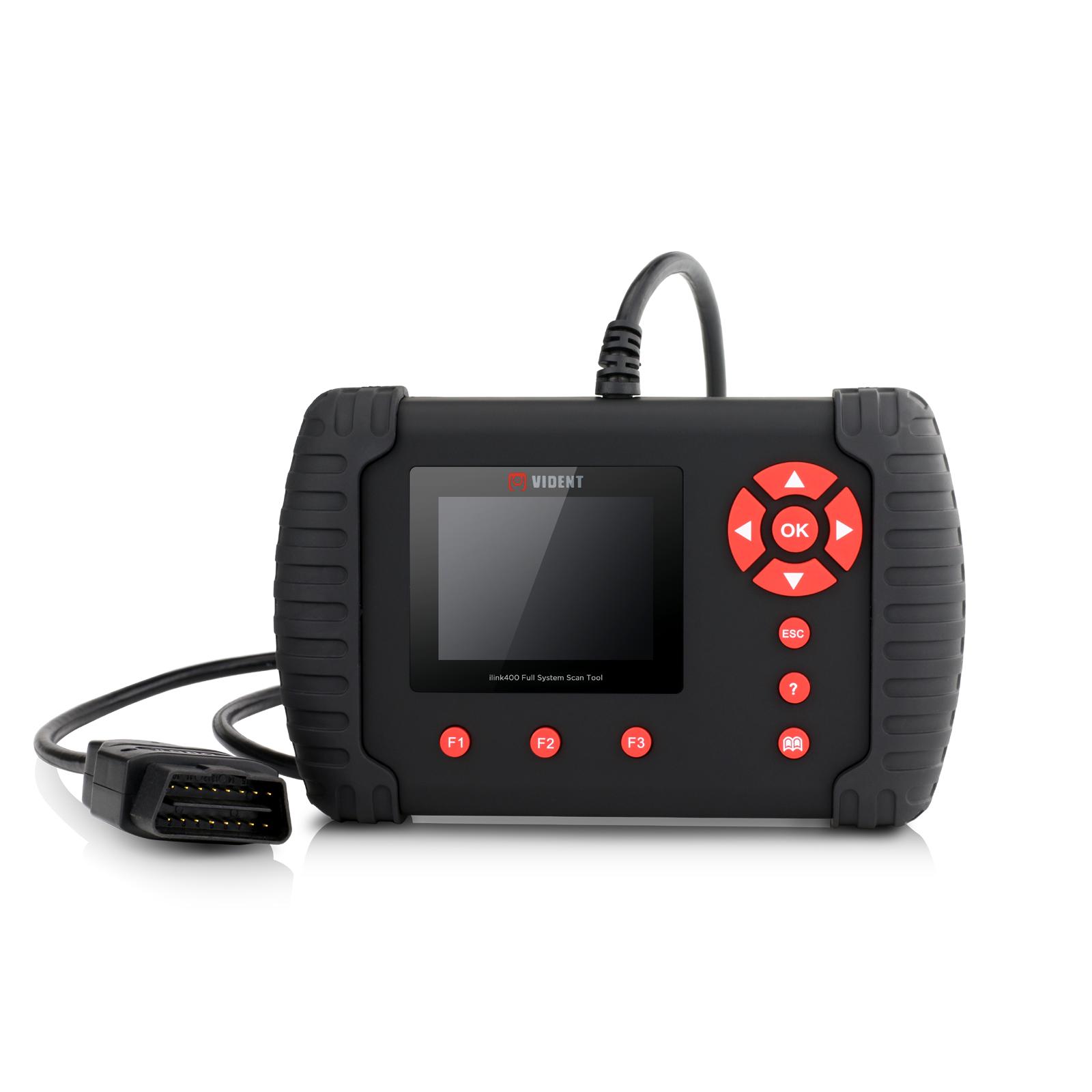Vident Ilink400 Full System Single Make Obd11 Scan Tool