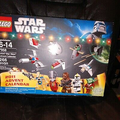 Lego Advent Calendar (7958)