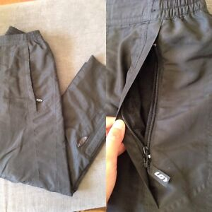 Louis Garneau black softshell winter pants Size S
