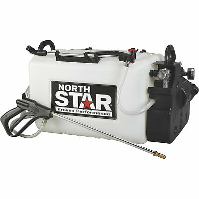 Northstar Boomless Broadcast And Spot Sprayer 16-gallon Cap 2.2 Gpm 12 Volts