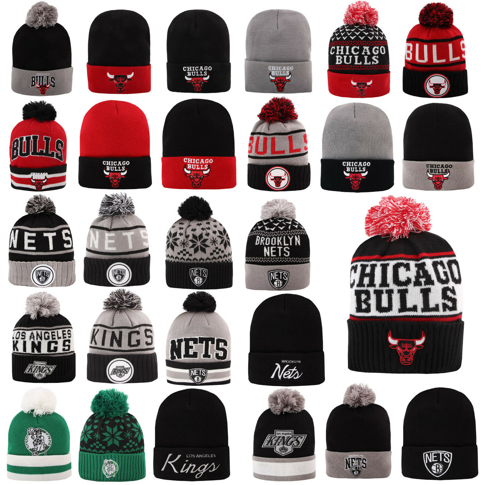 7d51375973b urbandreamz ltd https   stores.eBay.de urbandreamz ltd  bfa314  urbandreamz ltd 1. Mitchell   Ness Chicago Bulls Beanies