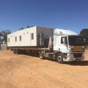 Tilt Tray Trucks Hire Shipping Container Sales & Hire Bundaberg Central Bundaberg City Preview