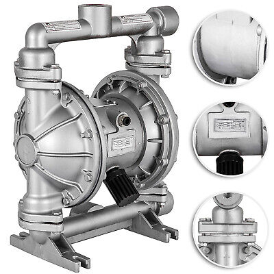 Air-operated Double Diaphragm Pump Petroleum Fluids 24 Gpm 12in. Air Inlet