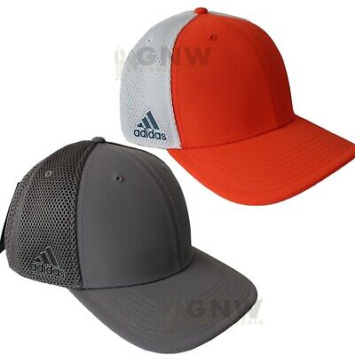 ADIDAS MEN BASEBALL CAP/ GOLF CAP FLEX-FIT Size (L/XL) NEW