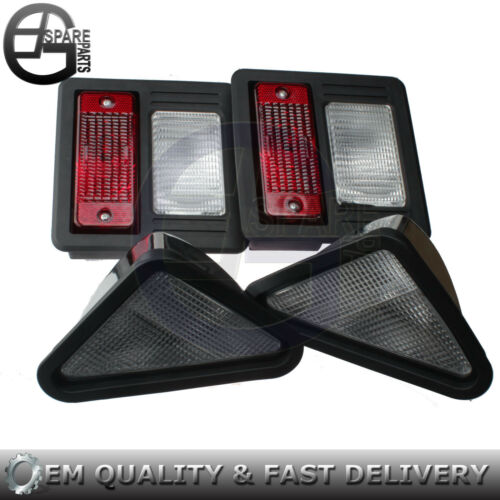 Head Tail Light Kit for Bobcat SkidSteer T180 T190 T200 T250 T300 T320 A250 A300