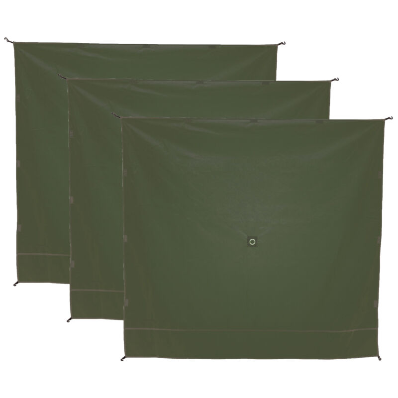 Gazelle Wind Panel Accessory for Portable Gazebo Screen Tents (3 Pack)(Open Box)