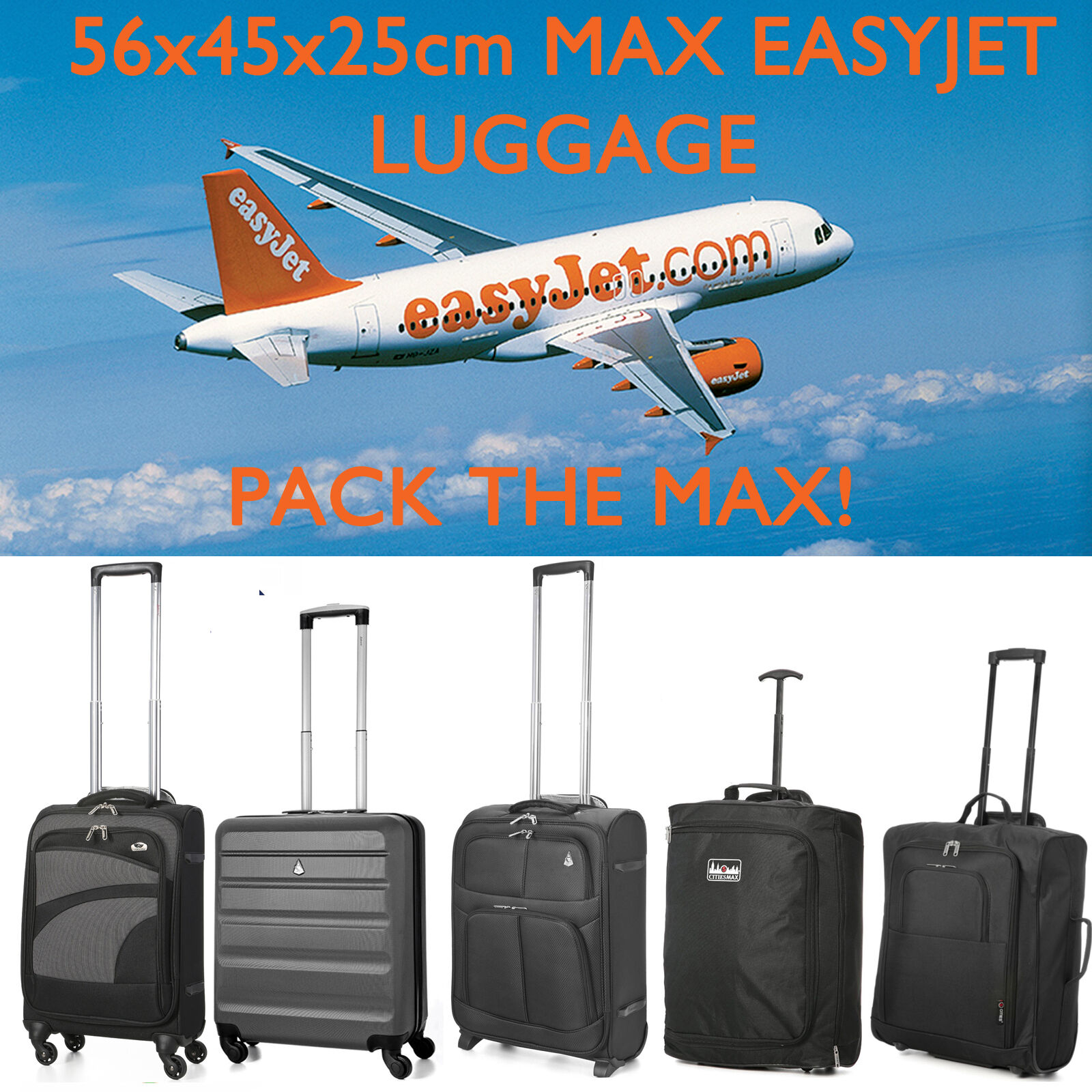 About Us Travel Luggage Cabin Bags