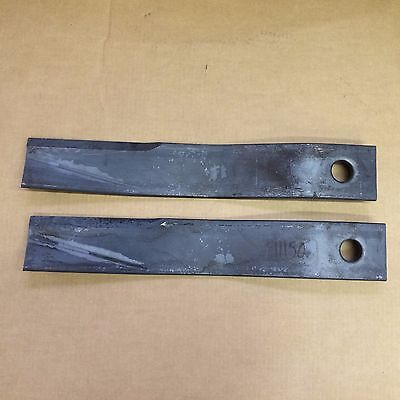 Bush Hog Mower Blades Parts 11150 Uplift Blade - Set Of 2