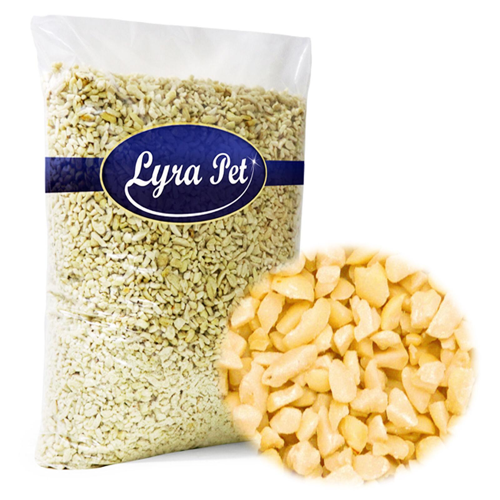 25 kg Erdnusskerne weiss gehackt Erdnüsse Lyra Pet Vogelfutter HK 1 Argentinien